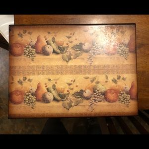 Other - Keepsake Box or jewelry box.